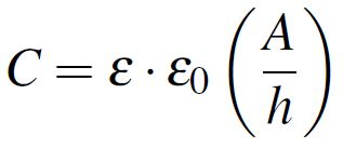 Parallel-plate approximation formula